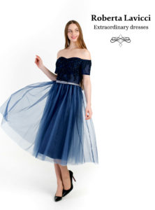 Coctail tulle dress