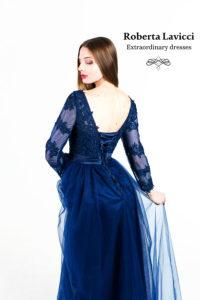 formal tulle dress