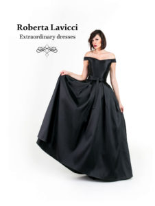 elite prom ball gown