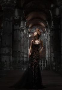 Luxury dress Istanbul