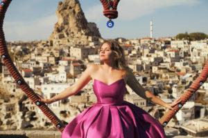 Photographer in Cappadocia